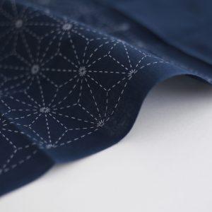 Preprinted Sashiko Cloth