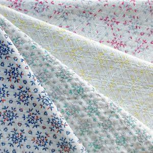Sashiko Cloth Kit